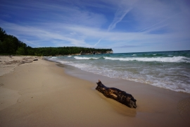 Chapel Beach - Pictured Rocks National Lakeshore, MI