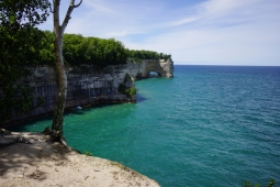 Pictured Rocks, MI - Chapel/Mosquito Loop - July 2016