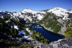 Alpine Lakes Wilderness, WA - West Fork Foss Lakes Trail - June 2016