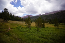 High Uintas Wilderness Backpacking August 2015 002