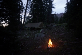 High Uintas Wilderness Backpacking August 2015 003