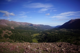 High Uintas Wilderness Backpacking August 2015 006
