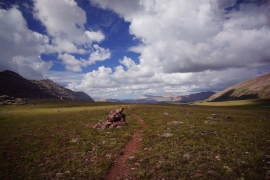 High Uintas Wilderness Backpacking August 2015 011