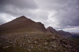 High Uintas Wilderness Backpacking August 2015 015