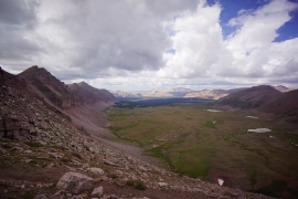 High Uintas Wilderness Backpacking August 2015 016