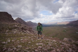 High Uintas Wilderness Backpacking August 2015 017