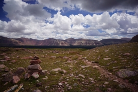 High Uintas Wilderness Backpacking August 2015 024