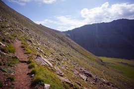 High Uintas Wilderness Backpacking August 2015 035
