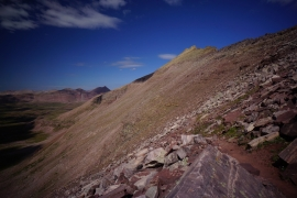 High Uintas Wilderness Backpacking August 2015 038