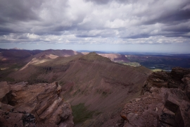 High Uintas Wilderness Backpacking August 2015 044