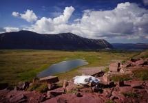 High Uintas Wilderness Backpacking August 2015 007