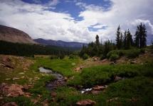 High Uintas Wilderness Backpacking August 2015 029