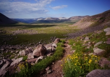 High Uintas Wilderness Backpacking August 2015 034