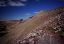 High Uintas Wilderness Backpacking August 2015 038