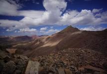 High Uintas Wilderness Backpacking August 2015 039