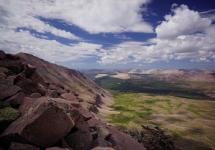 High Uintas Wilderness Backpacking August 2015 043