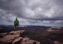 High Uintas Wilderness Backpacking August 2015 049