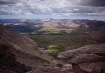 High Uintas Wilderness Backpacking August 2015 050