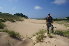 Nordhouse Dunes Wilderness, MI - July 2014