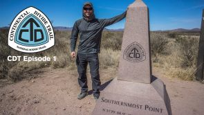 watch the 31 episode Continental Divide Trail thru hike video series