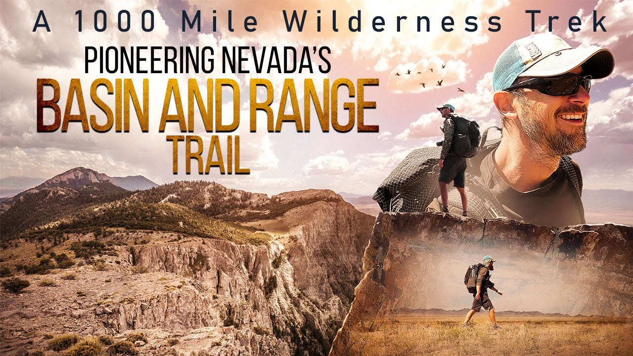nevada thru hiking movie - outdoor adventure film documenting Nevada's basin and range trail