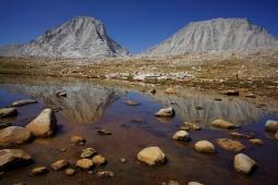 Sierra-Nevada Mountains, CA - Aug 2016