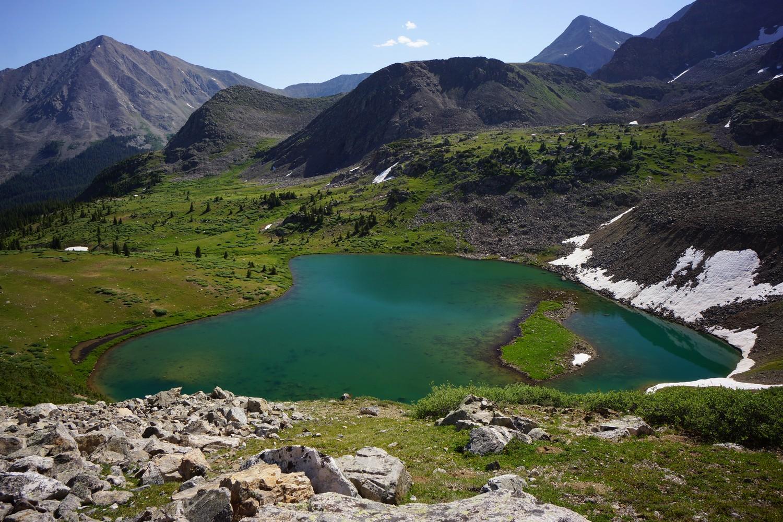 cdt thru hike 2018 photo between salida and twin lakes - cdt journal