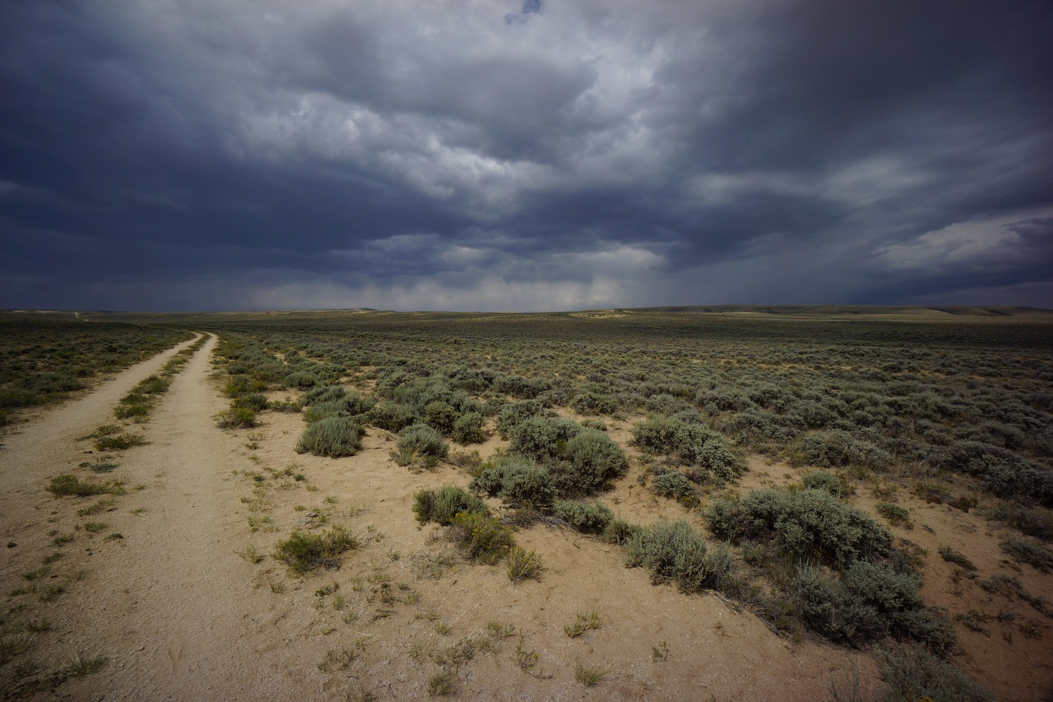 rawlins to lander hike on the continental divide trail 2018