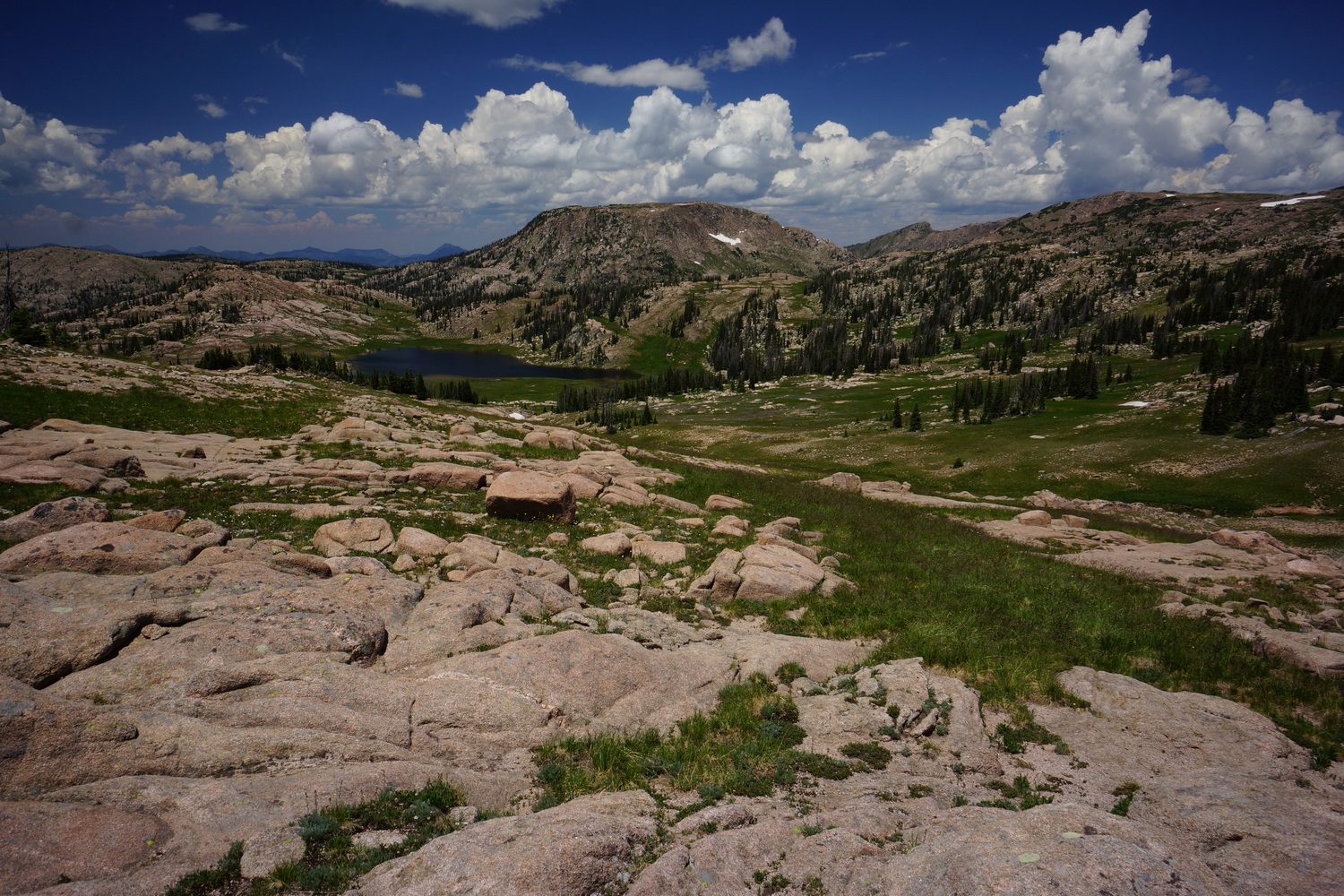 grand lake to steamboat springs hike on the continental divide trail 2018