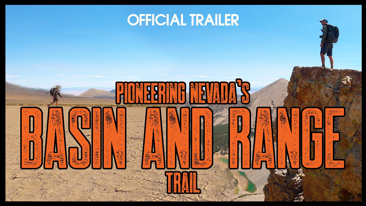 movie trailer thumbnail for pineering nevada's basin and range trail movie